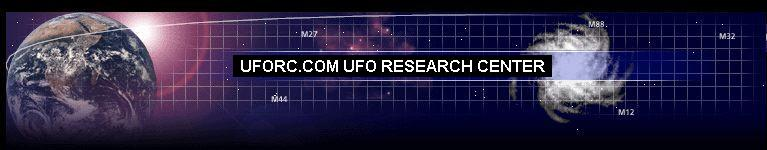 UFO Research Center banner